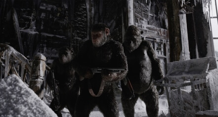 movie war for the planet of apes
