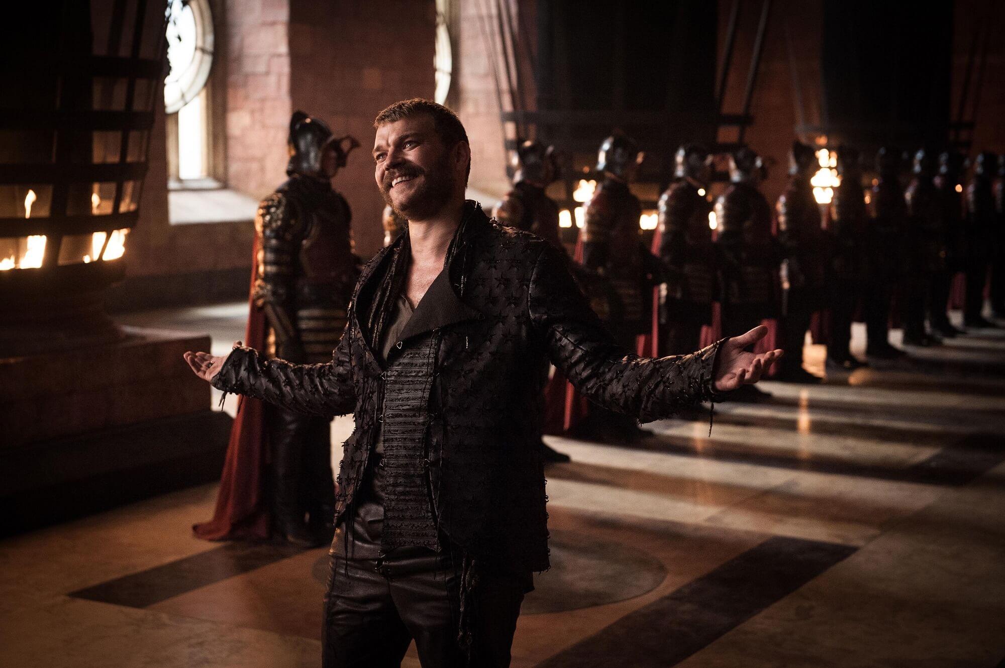 game of thrones euron greyjoy kings landing