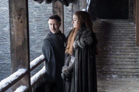 game of thrones littlefinger and sansa stark conversation winterfell