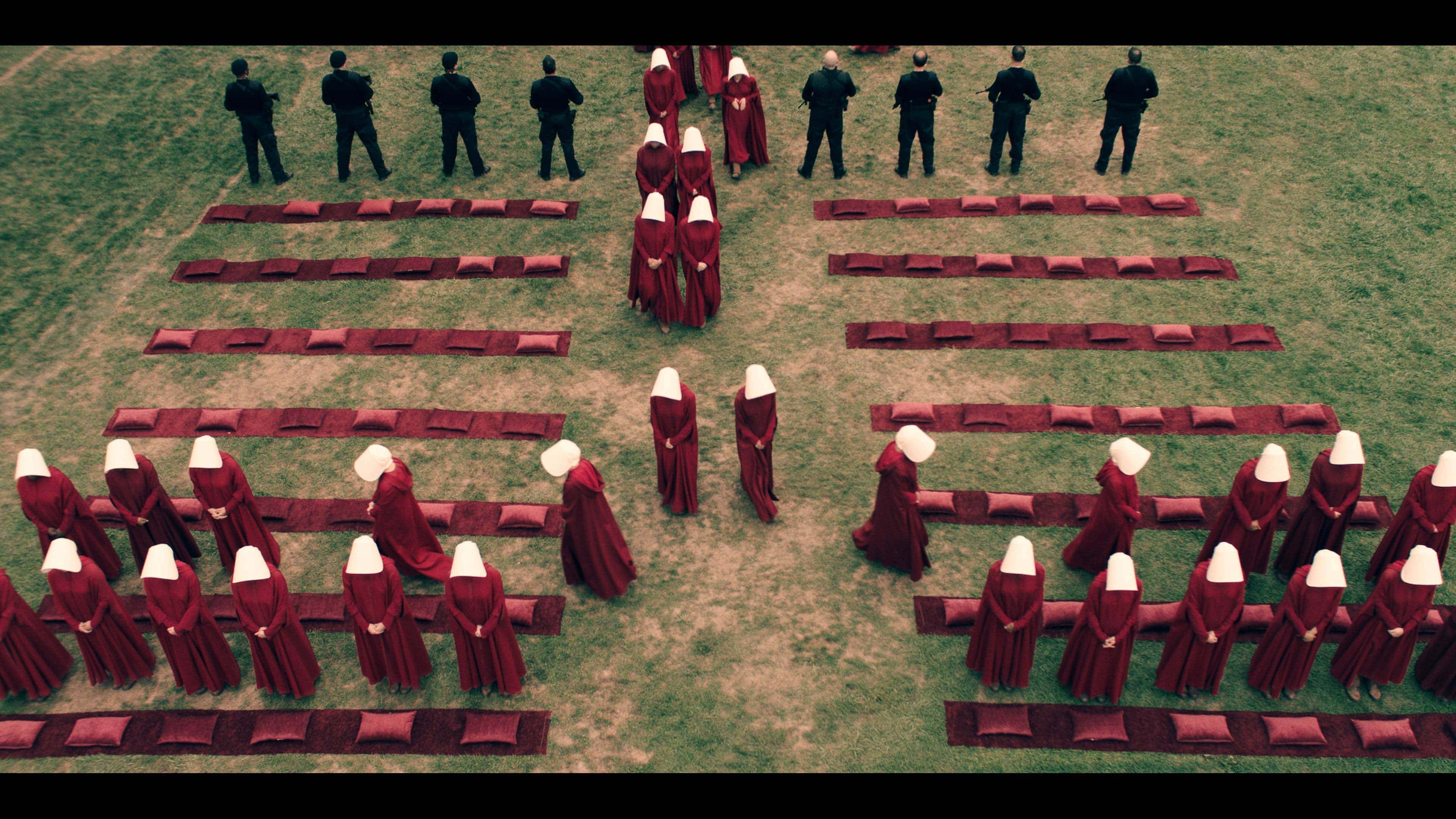 tv show the handmaids tale salvagings