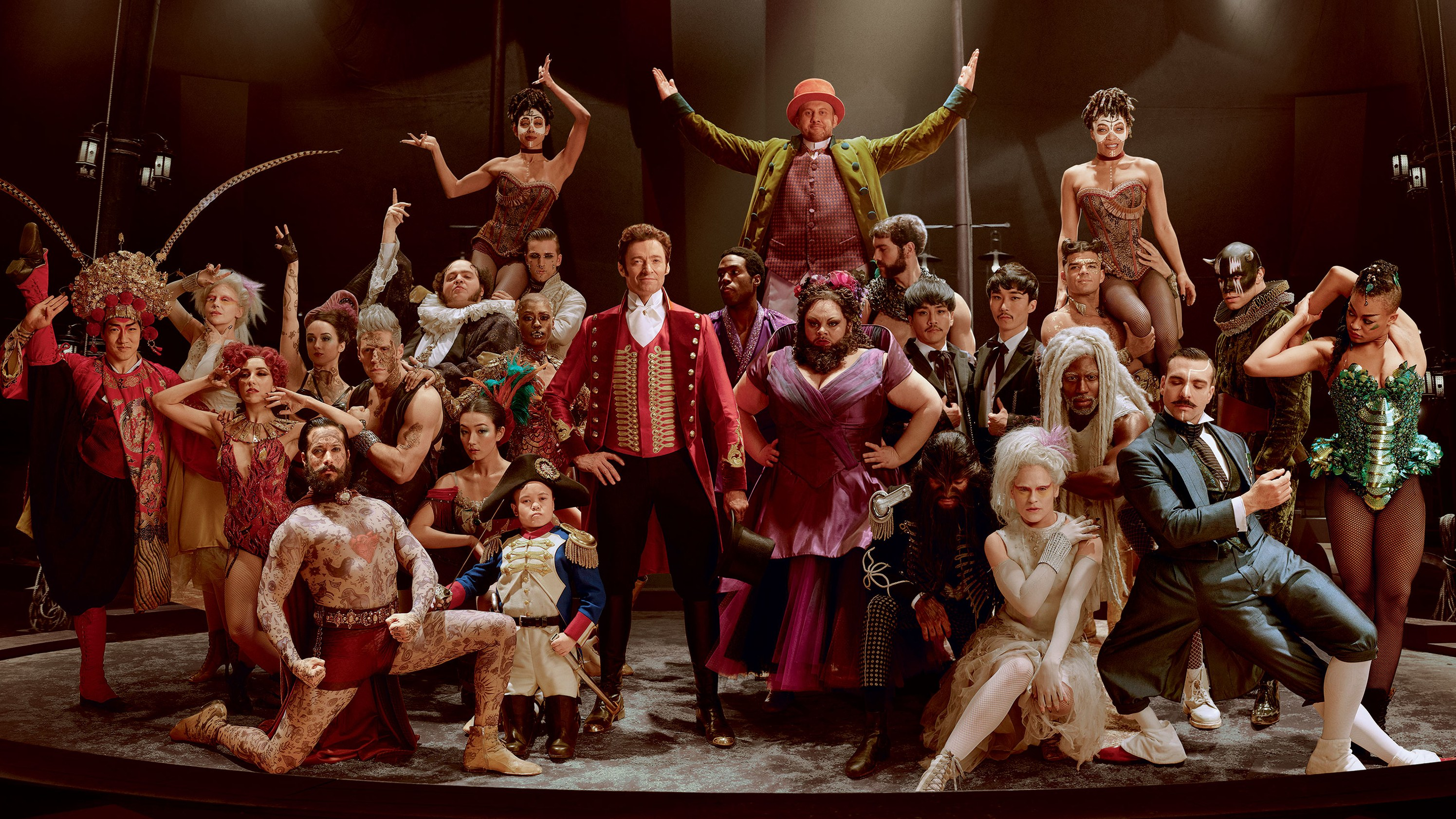 The greatest showman o musical que torna o charlato num heri stopboris Gallery