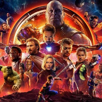avengers infinity war the golden take