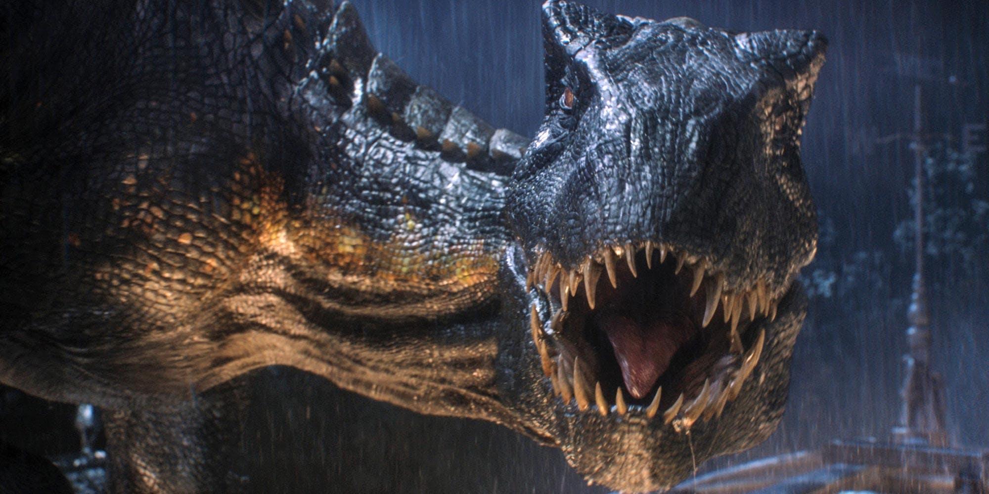 jurassic world: fallen kingdom indoraptor