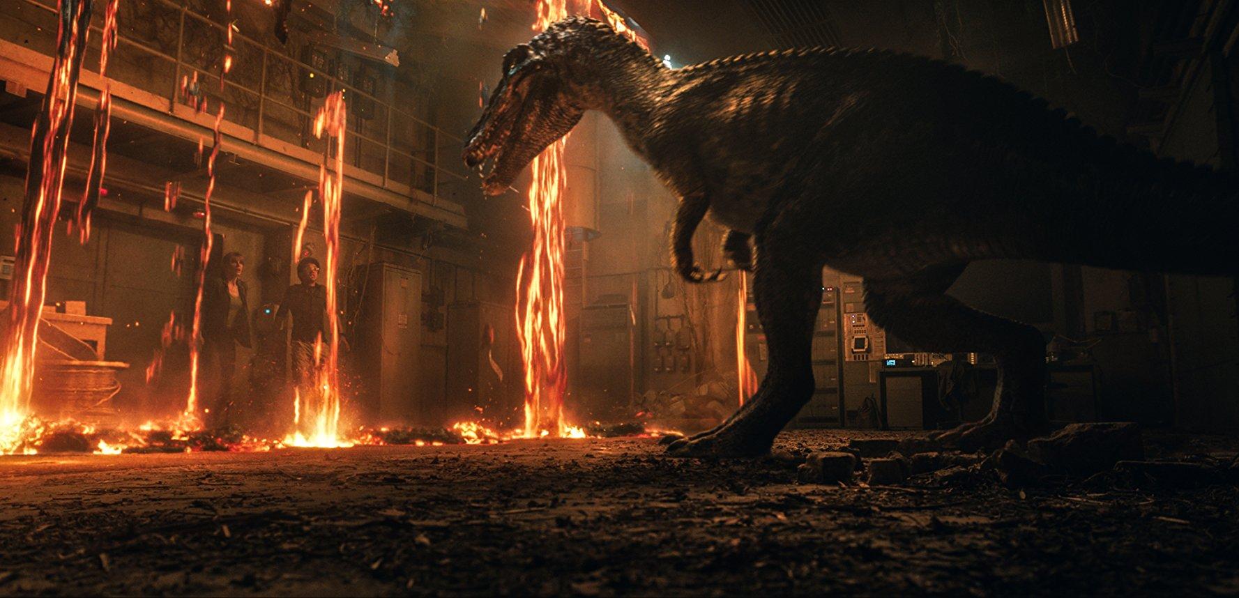 jurassic world: fallen kingdom t-rex