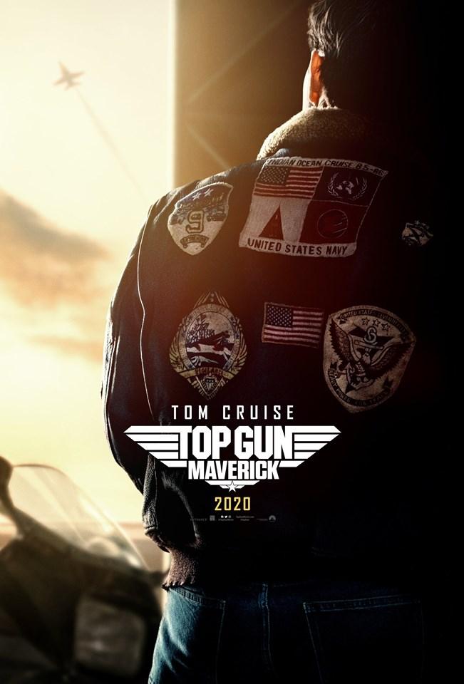 poster top gun maverick
